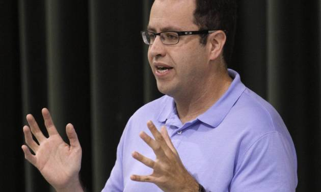The Latest Subway suspending relationship with Jared Fogle News OK