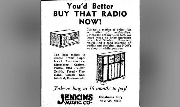 Memories of War: Consumers warned of radio shortage