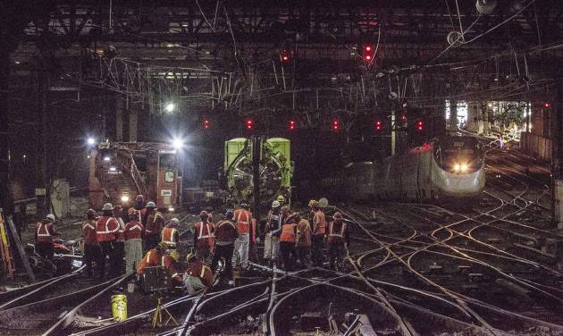New York derailment highlights US infrastructure concerns