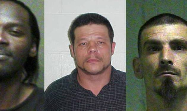 Oklahoma manhunt: Three accused of helping Vance