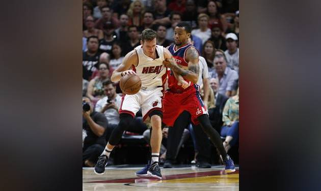Win and Stay Home: Heat Beat Wizards, Miss Playoffs