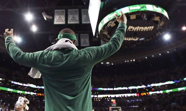 Celtics to face Bulls in opening round; Cavaliers get Pacers