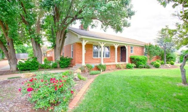 The Listing of the Week is at 8300 Glenwood Ave. [PHOTO PROVIDED]