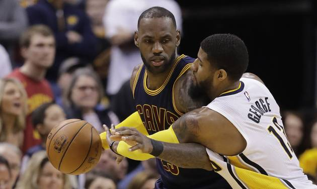 NBA Playoffs 2017: Cavaliers vs. Pacers Game 3 live stream