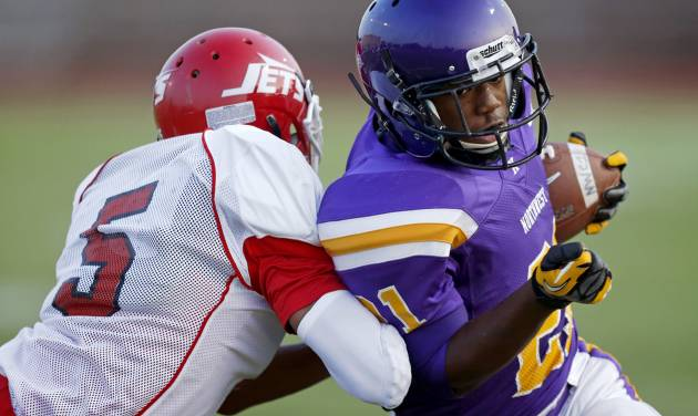 High school football: Northwest Classen wins, improves to ...