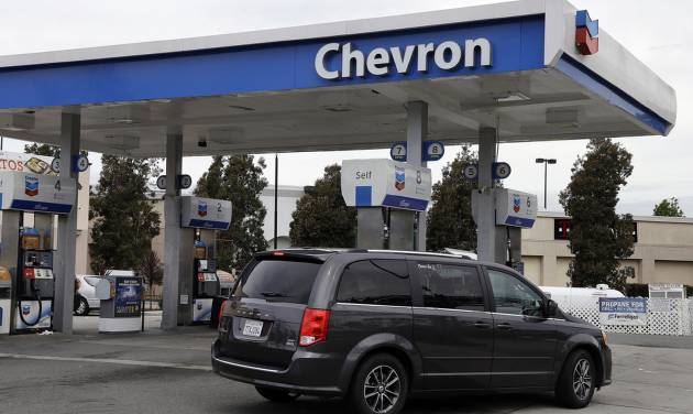 Chevron Obliterates First-Quarter Earnings Estimates