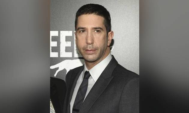 David Schwimmer confronts sex harassment in new campaign | News OK