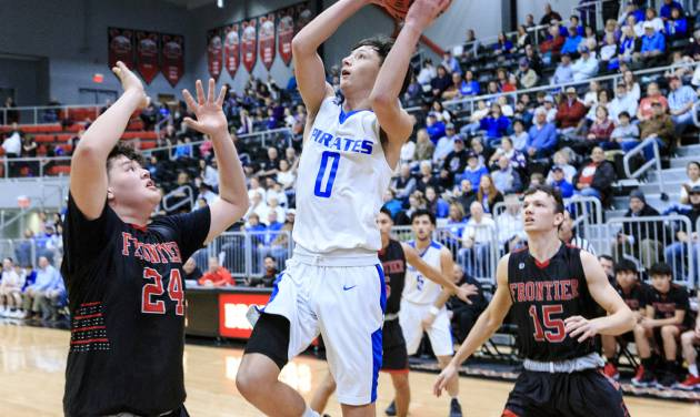 d962cc1dcfc Class A boys basketball: Cyril blows past Frontier to get back to semifinals