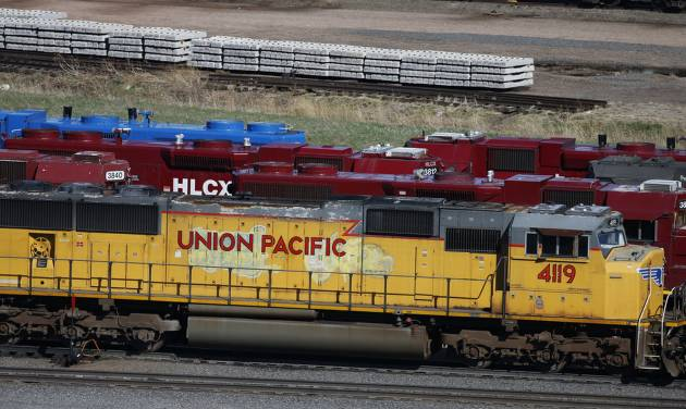 Union Pacific Q1 Revenue Up 6.3% As Coal Shipments Surge
