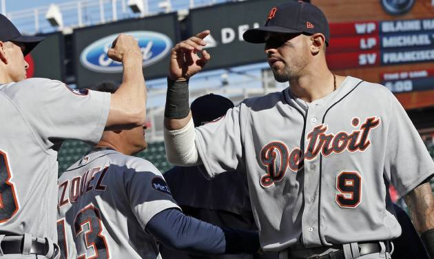 With 4 starters out, Tigers will have some interesting lineups this week