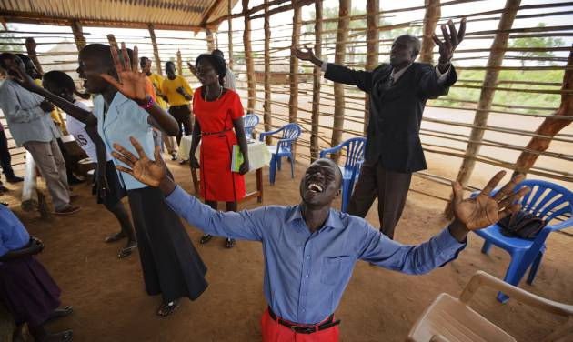 In world's largest refugee settlement, churches offer hope ...