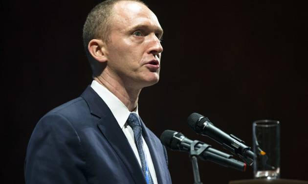 Former Trump Campaign Adviser Met With A Russian Spy In 2013