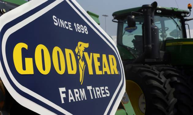 Goodyear Tire Beats Profit Expectations, But Sales Miss