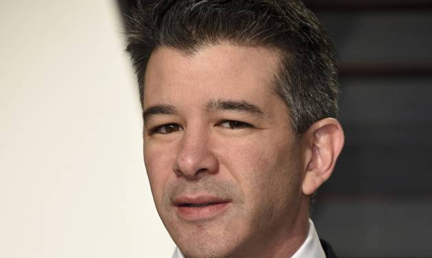 Uber boss takes leave of absence: