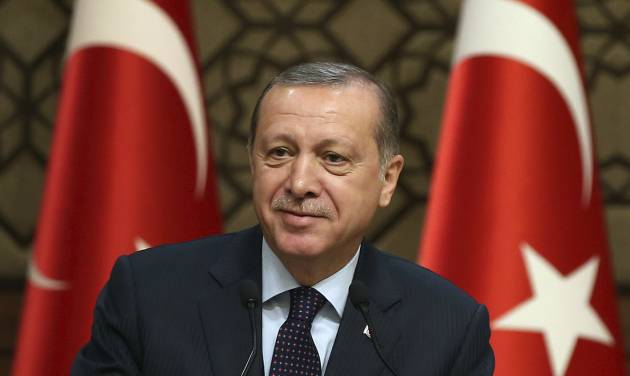 EU summons Turkish delegate over Erdogan comments