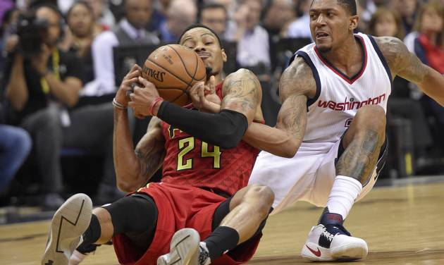 Wizards pull ahead in series with 103-99 win