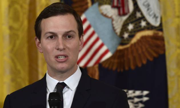 Kushner granted permanent security clearance, AP source says