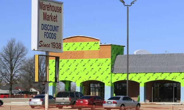 Warehouse Jobs In Okc >> Supermercados to open in south Oklahoma City in March | News OK