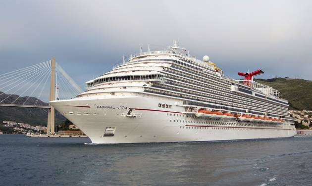 Carnival Vista Named Year39s Best New Ship By Cruise Critic  News OK