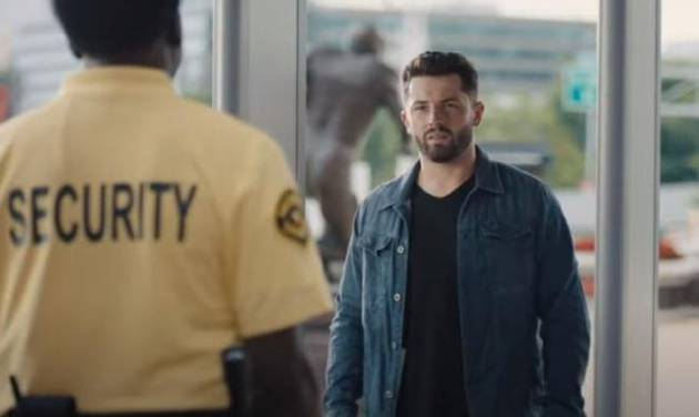 """Browns quarterback Baker Mayfield has become a marketing star in Progressive Insurance's """"At Home with Baker Mayfield"""" series. He """"lives"""" at..."""