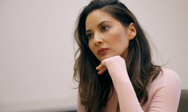 Interview: Olivia Munn talks her Oklahoma roots, #MeToo, Time's Up  Initiative during visit to her alma mater
