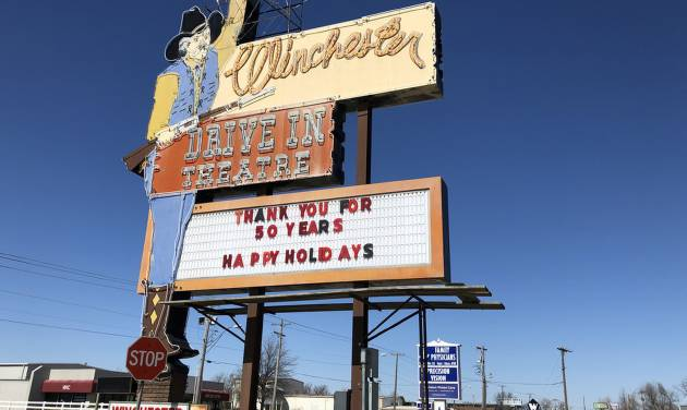 04a9ae603 Winchester Drive-In set to open 51st movie season in Oklahoma City without  the beloved