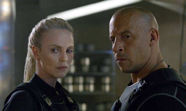 'Fate of the Furious' tops box office as 'The Promise,' 'Unforgettable' bomb