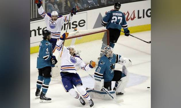 Oilers' McDavid on Game 4