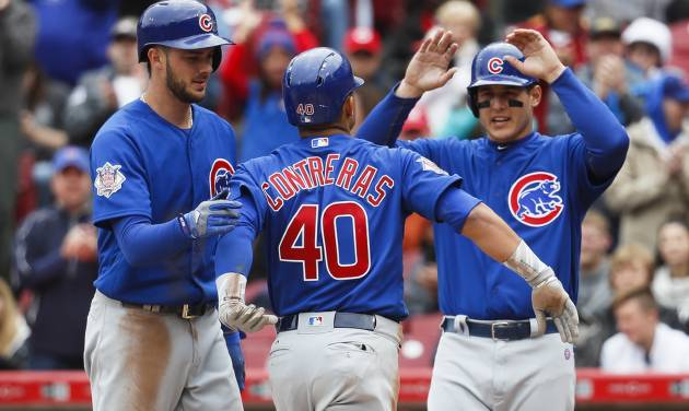Cubs vs. Reds: Lester, Arrieta Look to Continue Strong Start