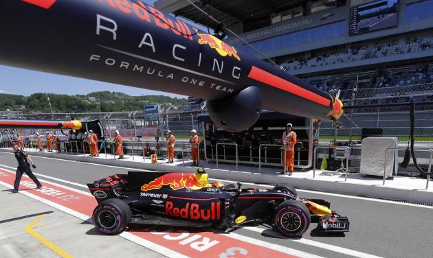 Red Bull pins hopes on major upgrade in Spain