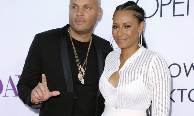 Mel B Files Restraining Order Against Ex, Claiming He Beat and