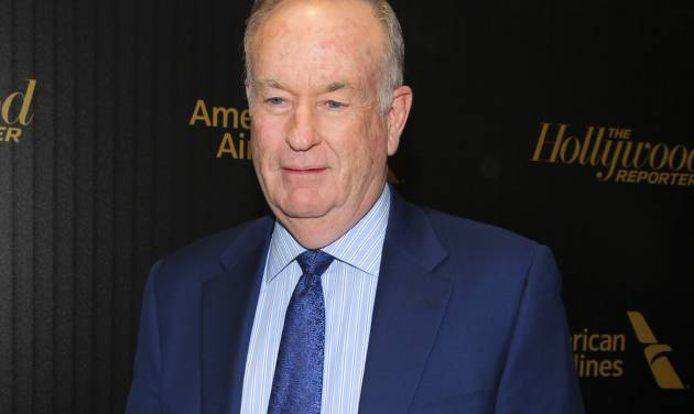 O'Reilly Ousted at Fox News