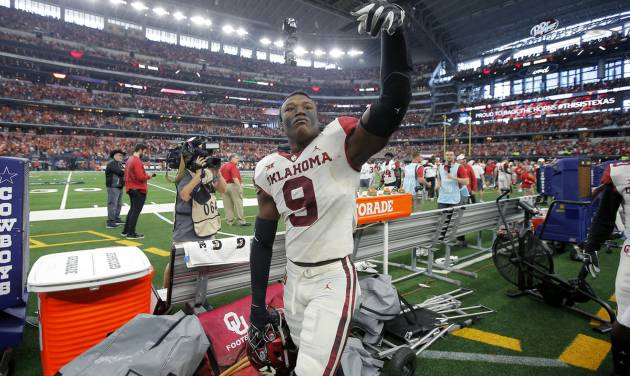 83a4d7190 Oklahoma led the way with six selections on the Preseason All-Big 12 Team