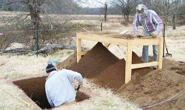 Artifacts' find spurs new span near Colcord | News OK