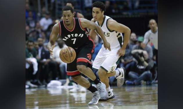 Spurs, Raptors try to move on to second-round showdowns