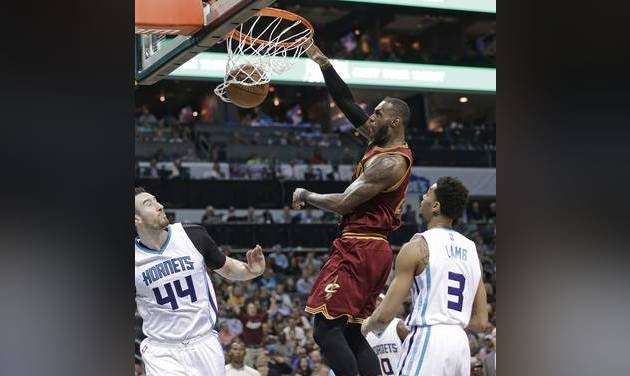 Charlotte Hornets: LeBron James Praises Kemba Walker's Improvement