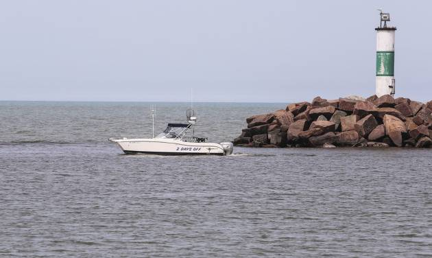 More Lake Michigan test results coming after chemical spill