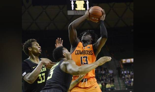5c9f2adc855 Oklahoma State vs. West Virginia men's basketball lineups, tipoff time and  TV info