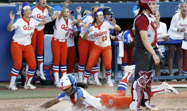 Eight for OKC: Top eight national seeds advance to super regionals