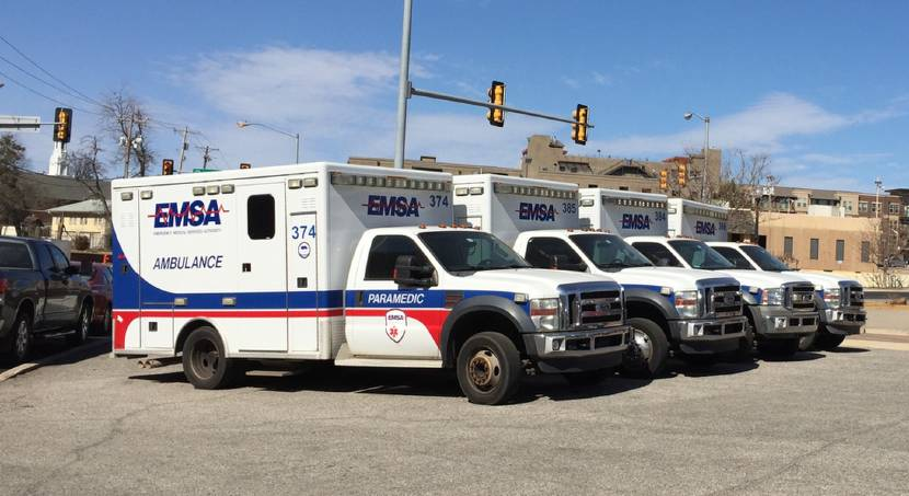 Memo outlines Oklahoma City ambulance service alternatives