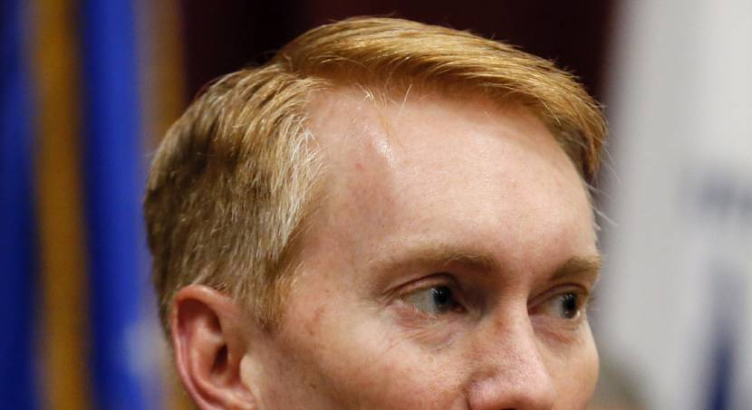 Lankford has seen no evidence of Trump-Russia ties