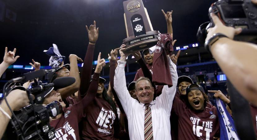 Mississippi State advance to final 4