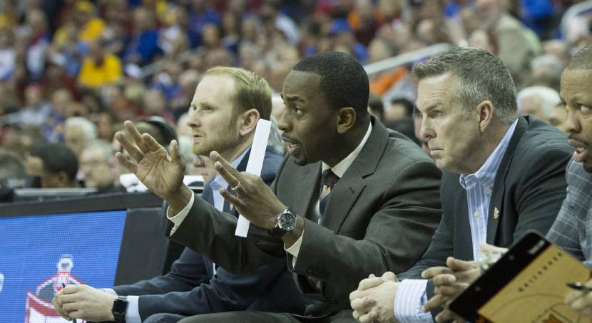 UNANSWERED PRAYER: Mike Boynton becomes a head coach, a year later than he thought