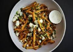 Parmesan Truffle Fries from Hopdoddy..