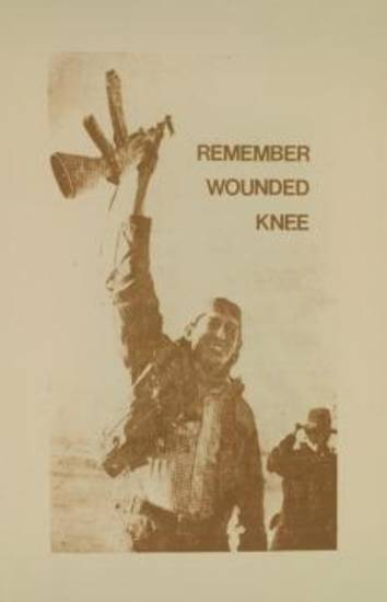 Remember Wounded Knee Activist In Iconic Photo Was A Member Of The