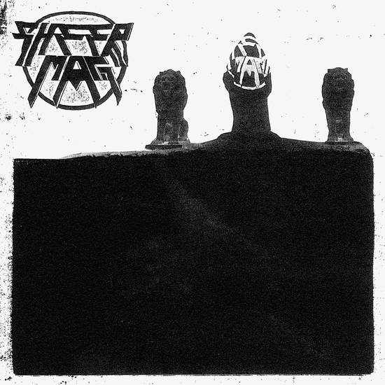 "<p>Shown is the cover art for ""Sheer Mag II,"" the second EP from Philadelphia rock band Sheer Mag.</p>"