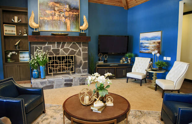 Anything goes at Oklahoma Designer Show House - Article Photos Gallery