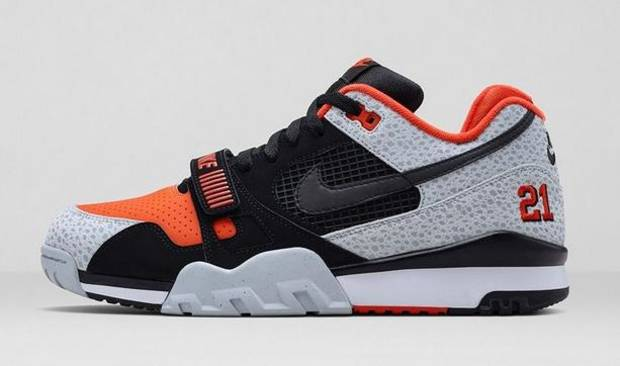 I'm not a sneaker head, but I'd buy these. It's good timing by Nike and a  nice birthday present for the OSU and NFL legend, who turned 46 on  Wednesday.