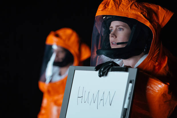 "<p>Amy Adams as Louise Banks in ""Arrival"" by Paramount Pictures [Photo provided by Jan Thijs]</p>"
