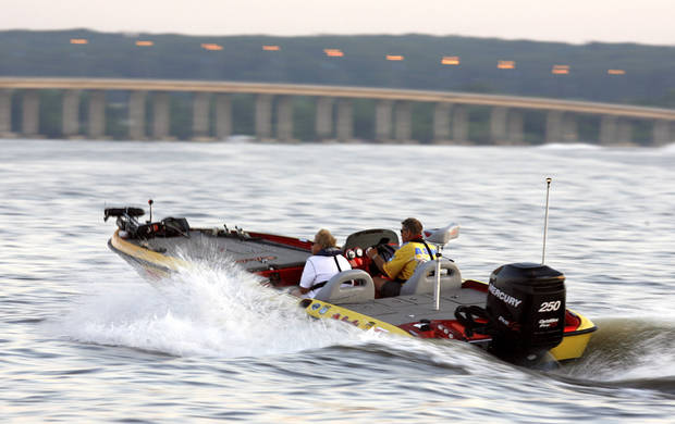 Grand Lake will host the Bassmaster Classic for the second time in four years beginning Friday.